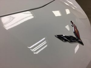 Chevrolet Clear Bra MN1