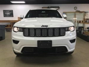 Jeep Grand Cherokee Clear Bra1