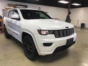 Jeep Grand Cherokee Clear Bra2