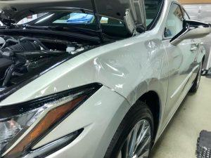 Lexus Clear Bra MN4