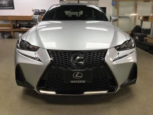 Lexus Clear Bra Minneapolis3