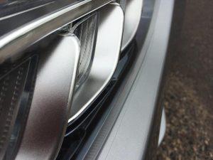 Maserati Clear Bra MN4