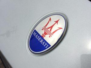 Maserati Clear Bra MN5