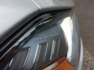 Maserati Clear Bra MN8