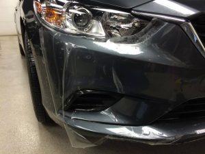 Mazda 6 Clear Bra MN2
