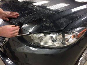 Mazda 6 Clear Bra MN3