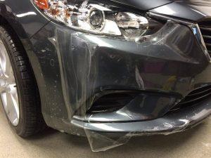 Mazda 6 Clear Bra MN4