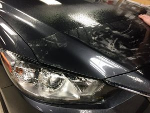 Mazda 6 Clear Bra MN9