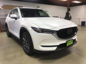 Mazda Clear Bra MN1