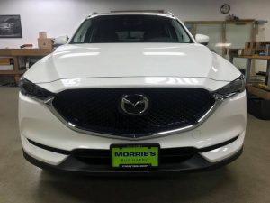 Mazda Clear Bra MN2