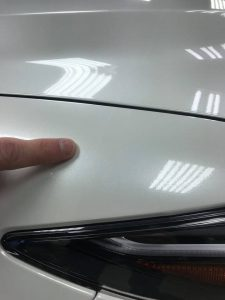 Mazda Clear Bra MN3
