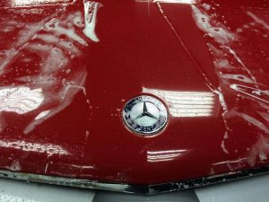 Mercedes Clear Bra MN2