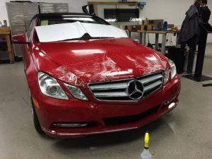 Mercedes Clear Bra MN3