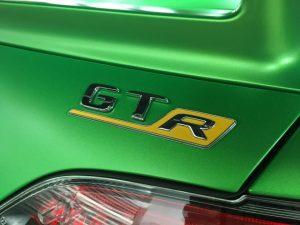 Mercedes GTR Clear Bra MN3