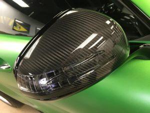 Mercedes GTR Clear Bra MN7
