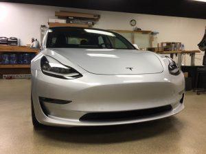 Tesla Model 3 Clear Bra Installer MN2