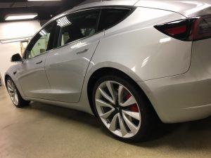 Tesla Model 3 Clear Bra Installer MN5