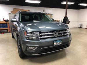 VW Atlas Clear Bra MN4
