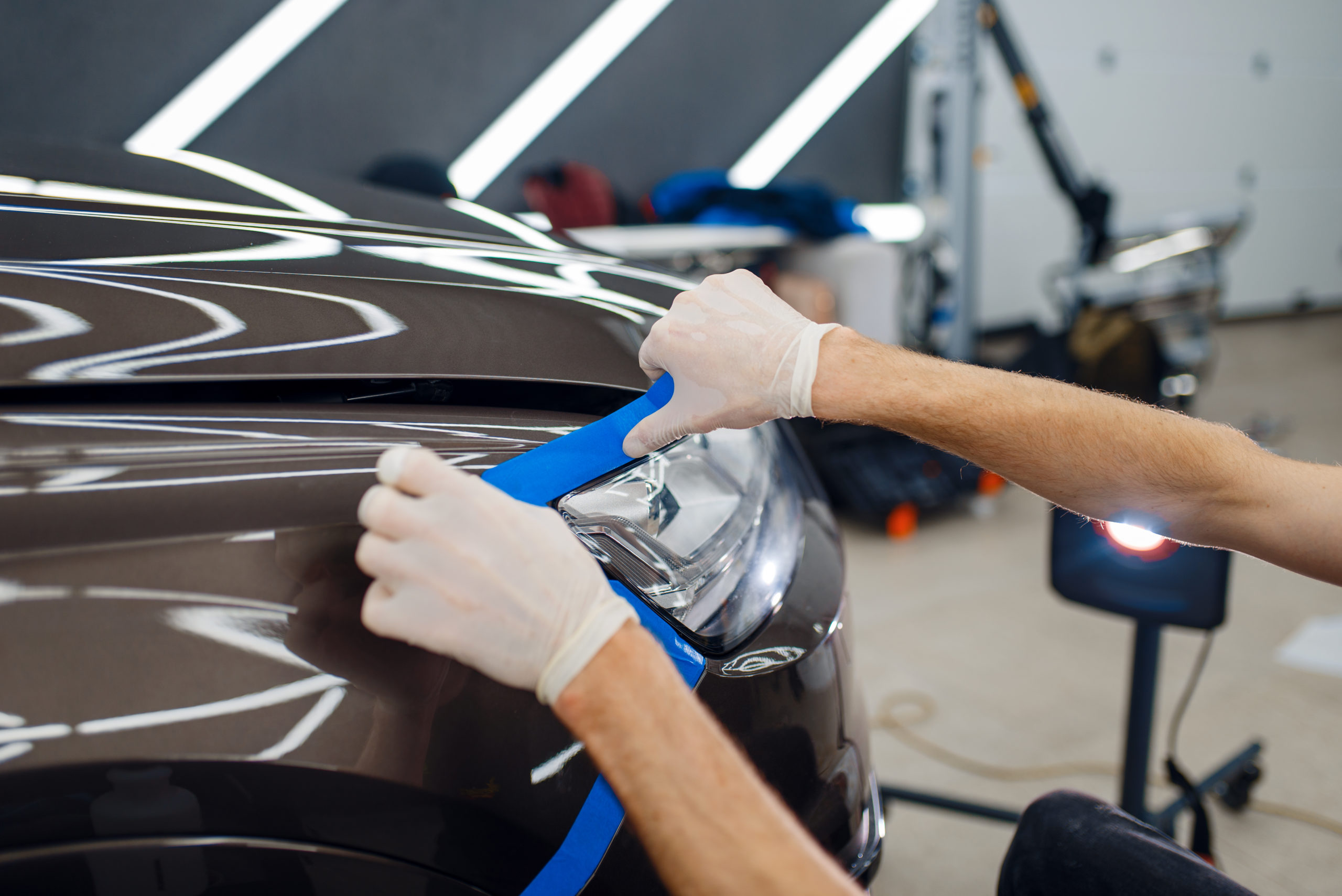 Clear Bra Paint Protection Films Costs